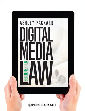 Digital Media Law (EHEP002668) cover image