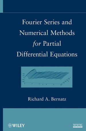 Fourier Series and Numerical Methods for Partial Differential Equations (0470617969) cover image