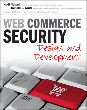 Web Commerce Security: Design and Development (0470624469) cover image
