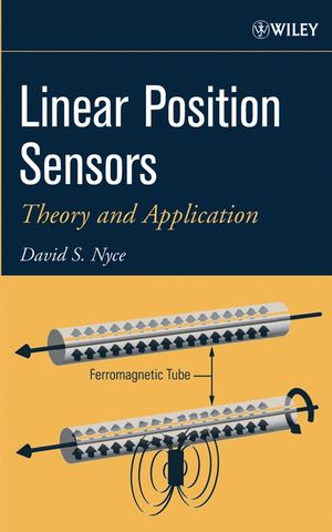 Linear Position Sensors: Theory and Application (0471233269) cover image