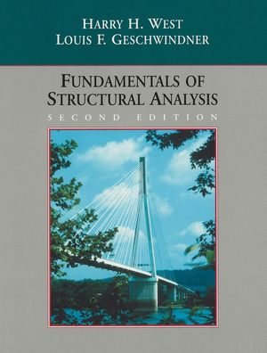 Fundamentals of Structural Analysis, 2nd Edition (0471355569) cover image