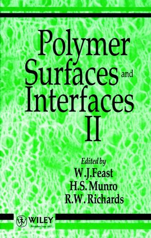 Polymer Surfaces and Interfaces II (0471934569) cover image