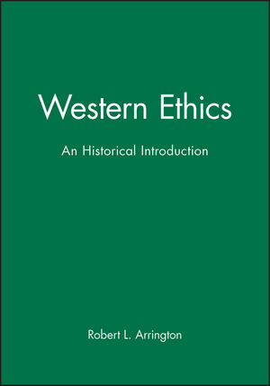 Western Ethics: An Historical Introduction