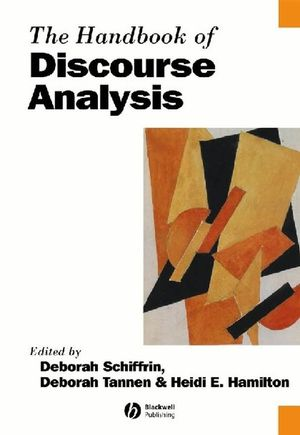 The Handbook of Discourse Analysis (0631205969) cover image