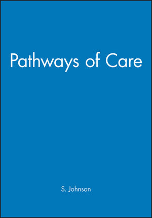 Pathways of Care (0632040769) cover image