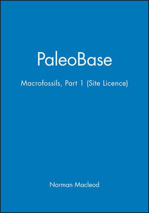 PaleoBase: Macrofossils Part 1 (Site Licence)