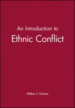 An Introduction to Ethnic Conflict (0745631169) cover image