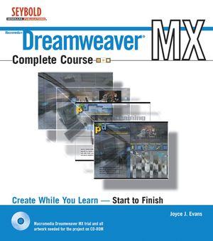 Dreamweaver MX Complete Course (0764536869) cover image