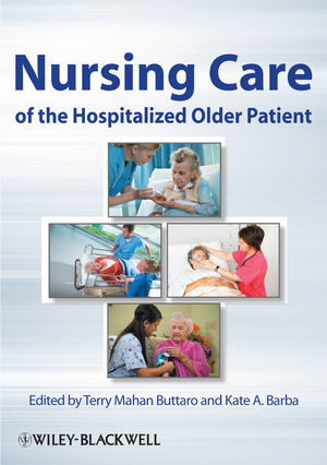 Nursing Care of the Hospitalized Older Patient (0813810469) cover image