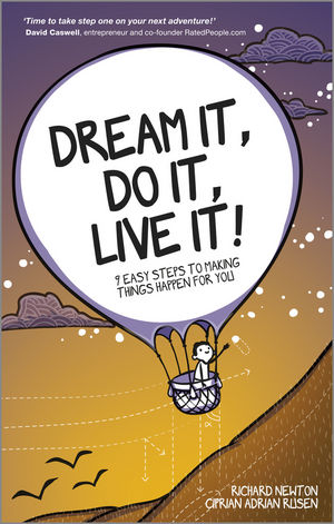Dream It, Do It, Live It: 9 Easy Steps To Making Things Happen For You (0857084569) cover image