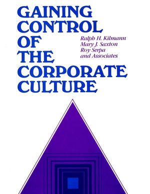 Gaining Control of the Corporate Culture