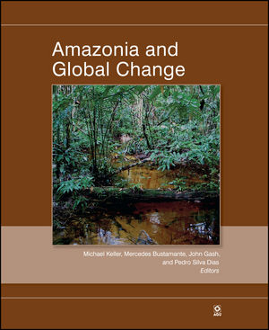 Amazonia and Global Change, Volume 186 (0875904769) cover image