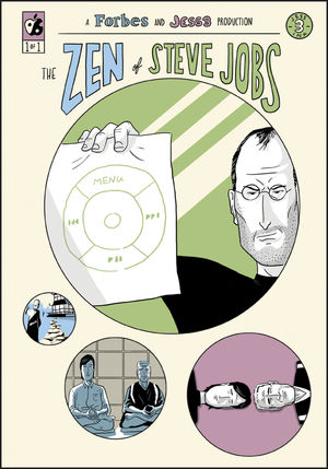 The Zen of Steve Jobs (1118295269) cover image
