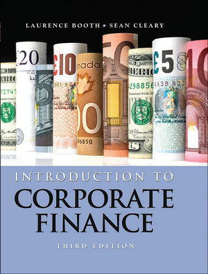 Introduction to Corporate Finance, 3rd Edition