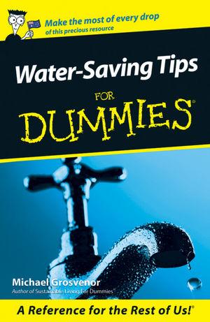 Water-Saving Tips For Dummies