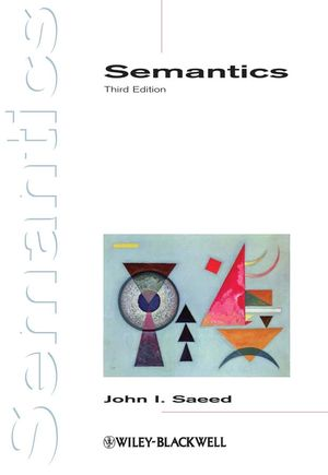 Semantics, 3rd Edition (1118355369) cover image