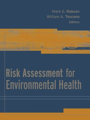 Risk Assessment for Environmental Health (1118424069) cover image