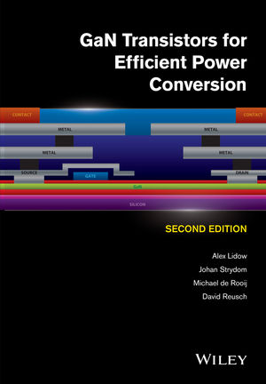Book Cover Image for GaN Transistors for Efficient Power Conversion, 2nd Edition