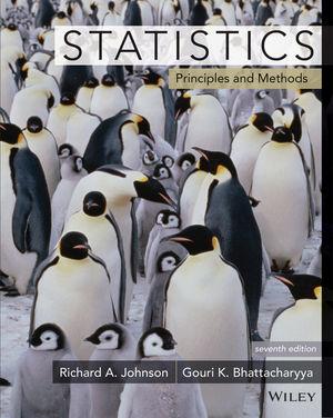 Statistics: Principles and Methods 7e + WileyPLUS Registration Card