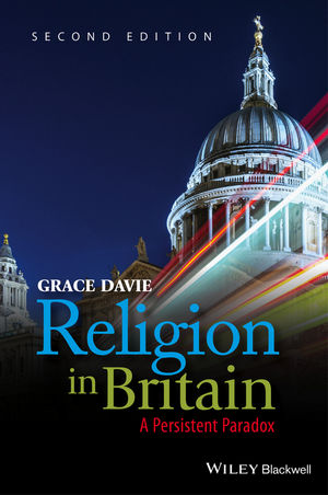 Religion in Britain: A Persistent Paradox, 2nd Edition (1119009669) cover image