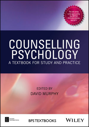 Counselling Psychology: An Introduction (1119106869) cover image