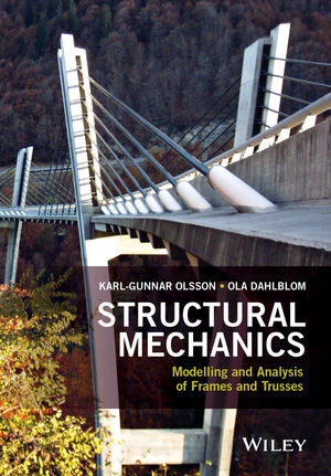 Structural Mechanics: Modelling and Analysis of Frames and Trusses (1119159369) cover image