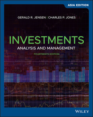 Investments: Analysis and Management, 14th Edition, Asia Edition
