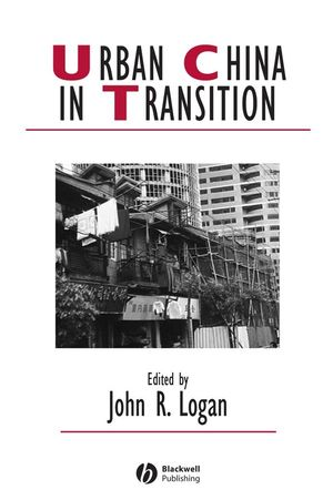 Urban China in Transition (1405161469) cover image