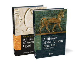 Van De Mieroop Ancient History Course Set (1444339869) cover image
