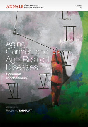 Aging, Cancer and Age-related Disease: Common Mechanisms?, Volume 1197 (1573317969) cover image