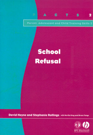 School Refusal (1854333569) cover image