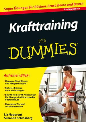 Krafttraining für Dummies: Sonderausgabe, 2. Auflage