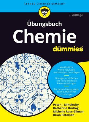 Übungsbuch Chemie für Dummies, 3. Auflage