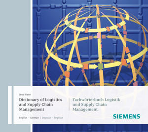 Dictionary of Logistics and Supply Chain Management / Fachwörterbuch Logistik und Supply Chain Management (3895783269) cover image