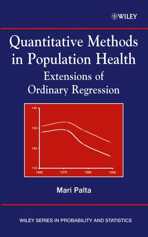 Quantitative Methods in Population Health: Extensions of Ordinary Regression (EHEP002369) cover image