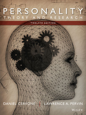 Personality: Theory and Research, 12th Edition (EHEP002469) cover image