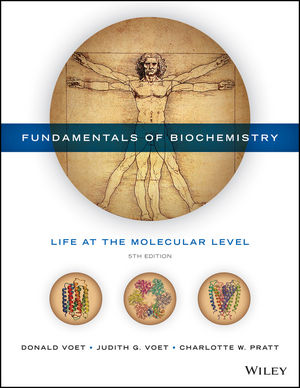 Fundamentals of Biochemistry with Solutions Manual, Enhanced eText, 5th Edition (EHEP003469) cover image
