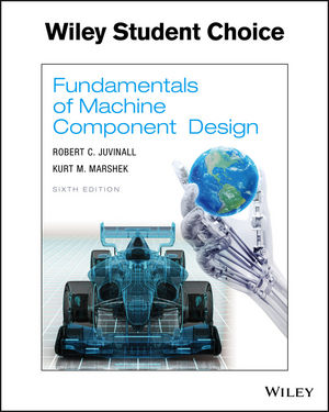 Fundamentals of Machine Component Design, 6th Edition (EHEP003669) cover image