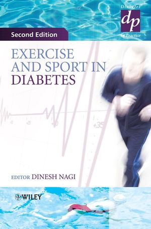 Exercise and Sport in Diabetes, 2nd Edition (047002206X) cover image