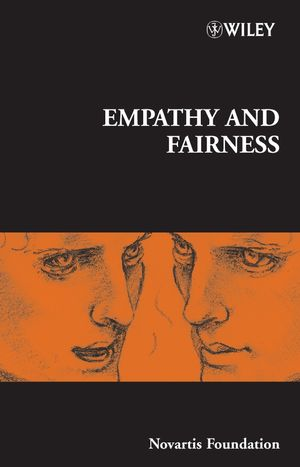 Empathy and Fairness (047002626X) cover image