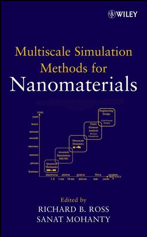 Multiscale Simulation Methods for Nanomaterials (047019166X) cover image
