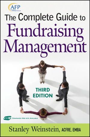 The Complete Guide to Fundraising Management, 3rd Edition (047037506X) cover image
