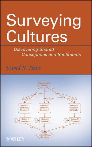 Surveying Cultures: Discovering Shared Conceptions and Sentiments  (047057576X) cover image