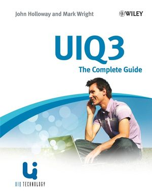 UIQ 3: The Complete Guide (047069436X) cover image