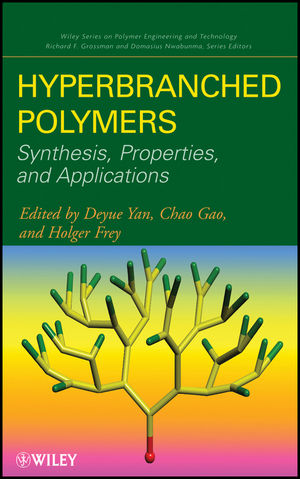 Hyperbranched Polymers: Synthesis, Properties, and Applications (047093476X) cover image