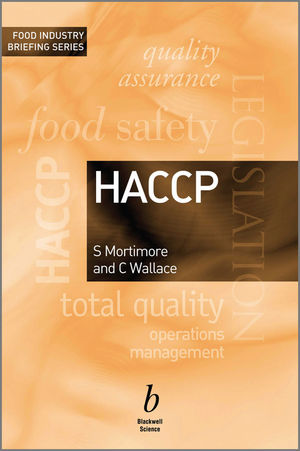 HACCP (047099956X) cover image