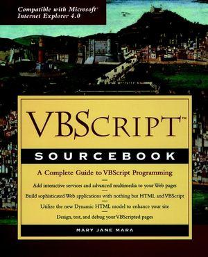 VBScript Sourcebook