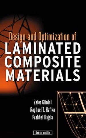 Design and Optimization of Laminated Composite Materials (047125276X) cover image