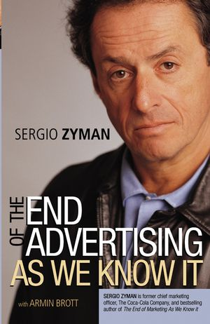 The End of Advertising as We Know It (047142966X) cover image