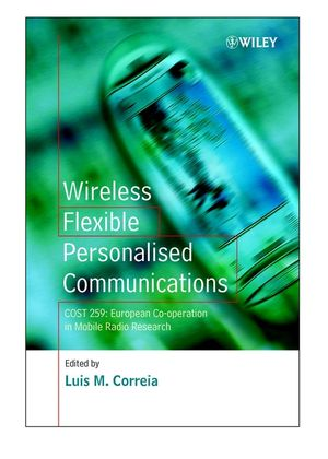 Wireless Flexible Personalised Communications (047149836X) cover image